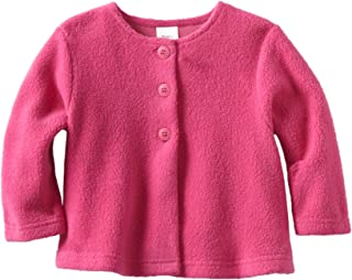 Zutano Baby Girls' Cozie Swing Jacket