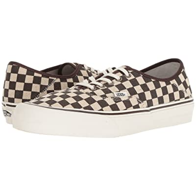 Vans Authentic SF (Distressed Check) Lace up casual Shoes