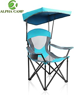 Best beach chair with canopy shade Reviews