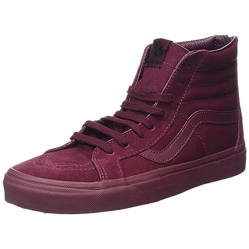 Vans Unisex SK8-Hi Reissue Zip Sneaker 82ec3d26b
