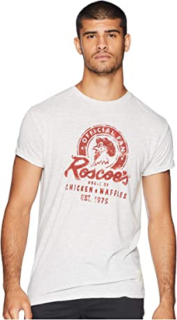 Roscoe's Chicken & Waffles Vintage Tri-Blend Tee
