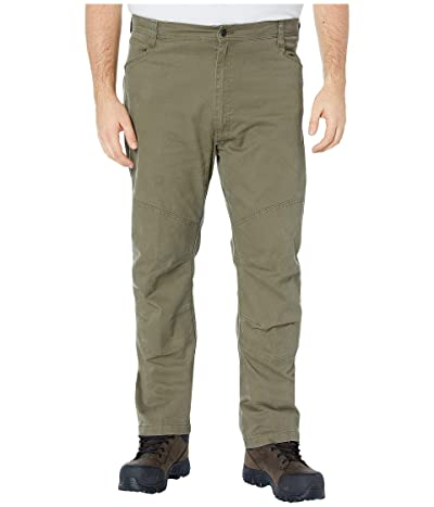 Wrangler Big Tall ATG Outdoor Canvas Cargo (Turbulence) Men