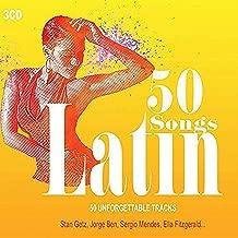 3 CD 50 Hits Latín. Grandes clásicos de Bossa Nova, Latin Jazz, Bachata, Merengue. Salsa ...