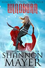 Windburn (The Elemental Series Book 4)