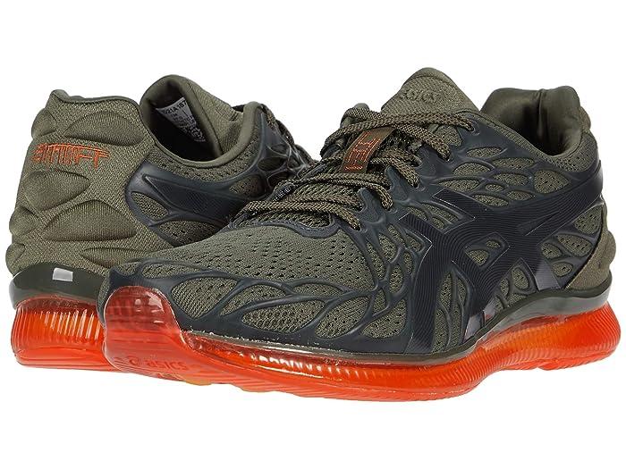 ASICS  GEL-Quantum Infinity 2 (Mantle Green/Graphite Grey) Mens Running Shoes