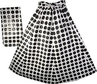 African Wax Skirts Long Dashiki Maxi Ankara High Waist Skirts One Size