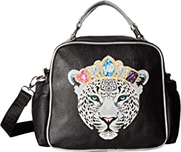 Snow Queen of the Jungle Lunch Tote