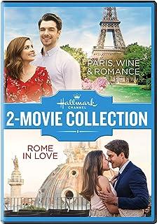 Hallmark 2-Movie Collection: Paris, Wine & Romance & Rome In Love