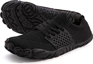 Men's Minimalist Trail Runner   Wide Toe Box   Barefoot Inspired