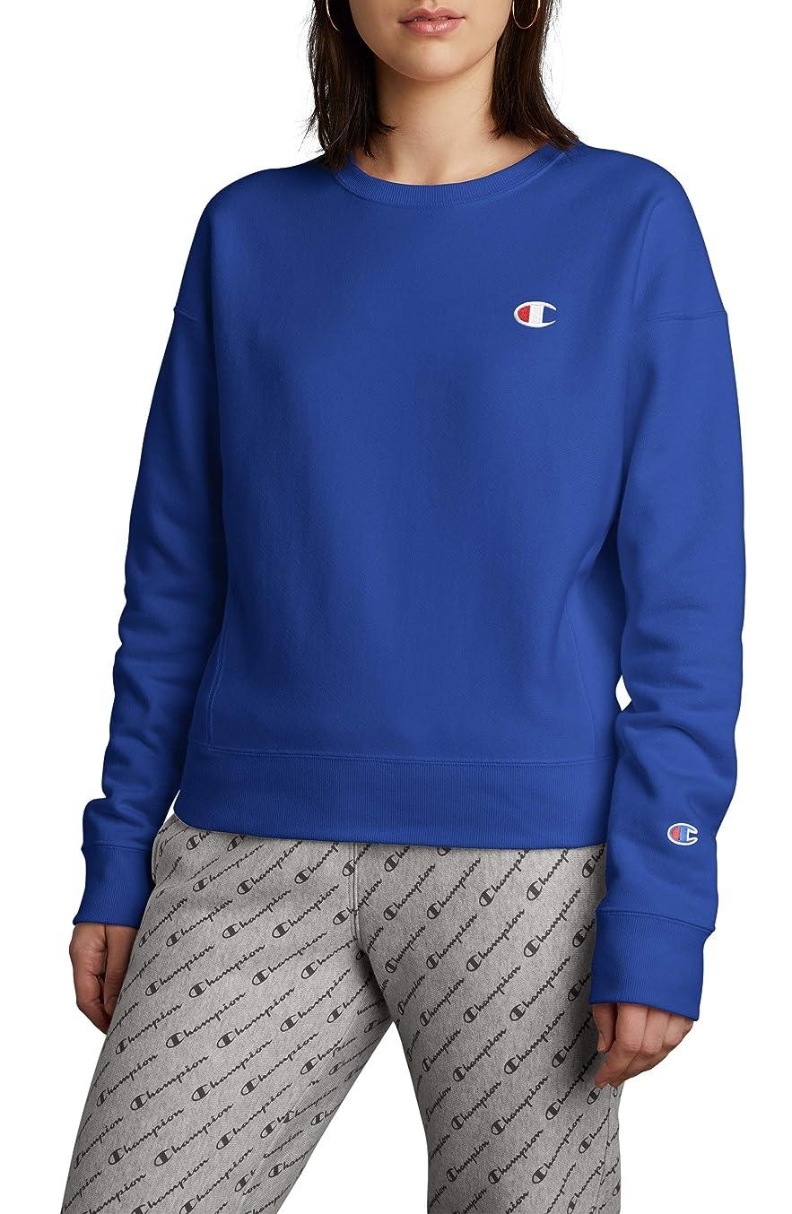 土リンス戸棚[チャンピオン] レディース ニット&セーター Champion Reverse Weave Sweatshirt [並行輸入品]