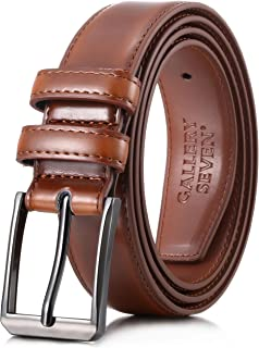 Best dark brown dress belt Reviews