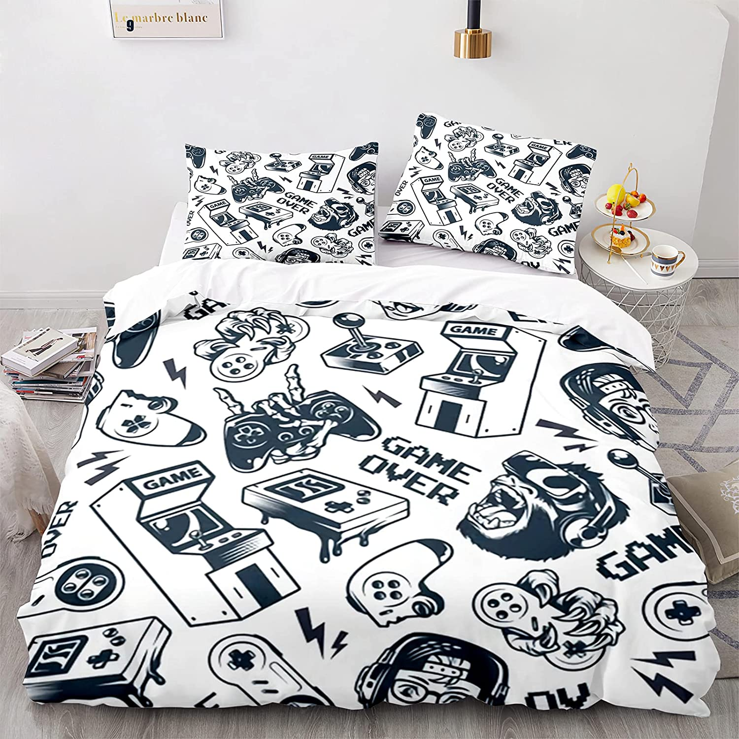 LLFG Durable for Ranking Quantity limited TOP16 Boys GiftUltra Duvet and Breathable Soft Cover