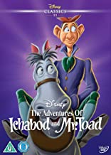 The Adventures of Ichabod and Mr. Toad [Reino Unido] [DVD]