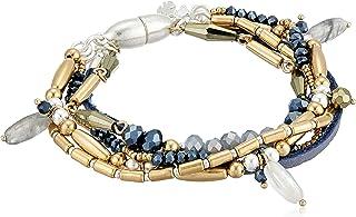 Lucky Brand 5 Layer Bracelet