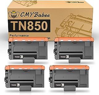 CMYBabee Compatible Toner Cartridge Replacement for Brother TN850 TN-850 TN 850 Fit for HL-L5200DW HL-L5200DWT HL-L6200DWT...