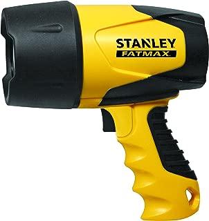 STANLEY FATMAX FL5W10 Rechargeable 520 Lumen Lithium Ion Waterproof LED Spotlight Flashlight