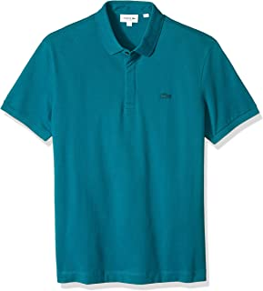 Lacoste Mens Short Sleeve Paris Polo Shirt