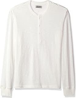 2(X)IST Mens A01T10 Cotton Henley T-Shirt