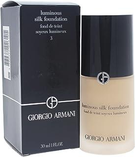 Giorgio Armani Luminous Silk Foundation, 3 Light/warm, 30 ml