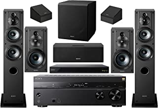 Sony 7.2-Channel Wireless Bluetooth 4K 3D HD Blu-ray A/V Surround Sound Multimedia Home Theater System