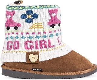 MUK LUKS Girl's Patti Boots Fashion