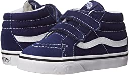 Vans kids 106 v toddler chili pepper scuba blue  83baa8f89