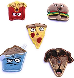 Moody Foodies! - Gtube Pads with 'Tude for Tubies