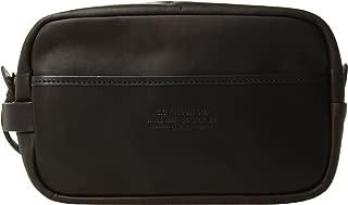 Unisex Weatherproof Leather Travel Kit