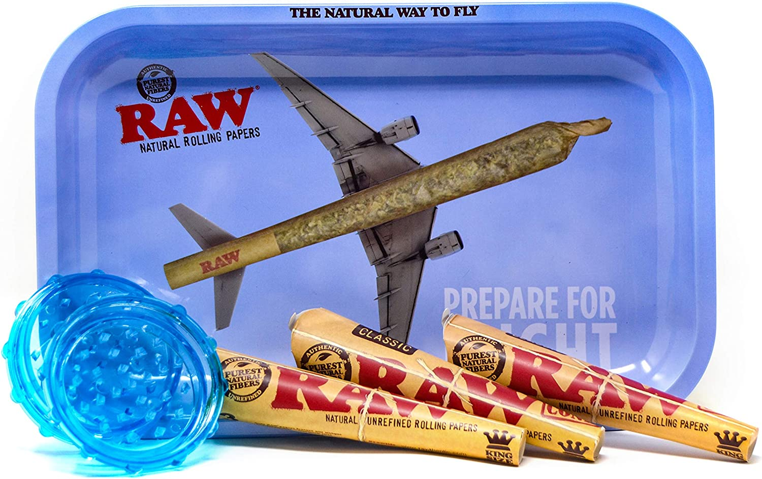Every バースデー 記念日 ギフト 贈物 お勧め 通販 お得 Pipe RAW Flying High Rolling Tray Includes Kit Combo B