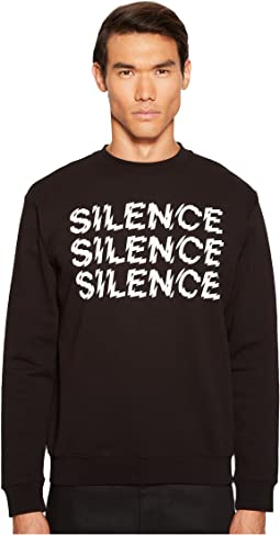 McQ - Triple Silence Clean Crew Neck