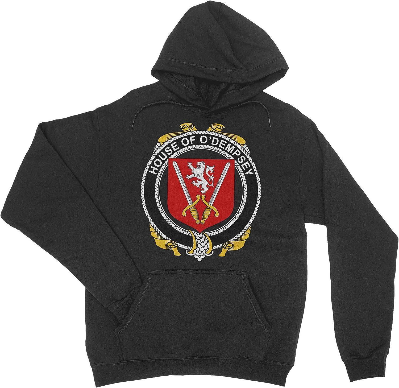 HARD EDGE DESIGN Max 82% Long Beach Mall OFF Boy's Youth O'Dempsey House T-Sh Irish Heraldry