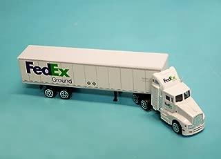 fedex tractor trailer