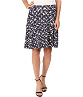 NIC+ZOE - Fractured Squares Wink Skirt