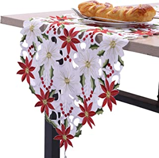 Best christmas table runners for sale Reviews
