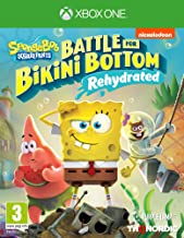 SpongeBob SquarePants: Battle for Bikini Bottom - Rehydrated, Xbox One