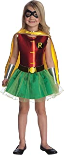 Justice League Child's Robin Tutu Dress - Medium