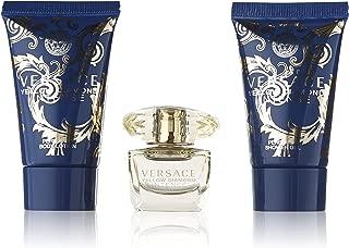 Versace Yellow Diamond Intense Gift-Set, 3 Piece Fragrance Collection