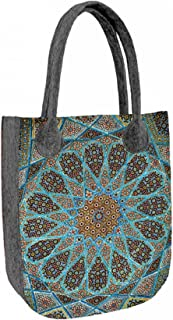 Filztasche Shopper Damentasche Handtasche Schultertasche CITY Ajsha
