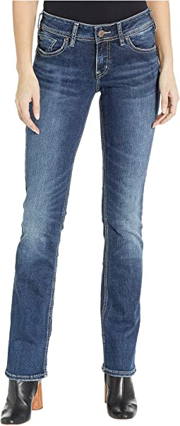 Elyse Slim Boot Jeans in Indigo