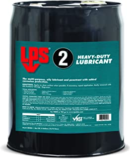LPS 00205 Heavy-Duty Lubricant, Brown