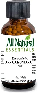 Arnica Homeopathic Remedy Homeopathy Supplement Relief Bruises Sore Muscle Soreness Joint Swelling sprains ...
