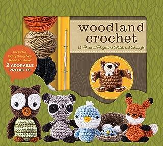 Woodland Crochet, by Kristen Rask