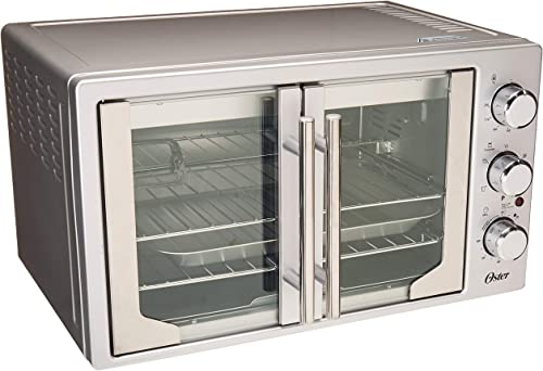 high quality Oster TSSTTVFDXL 2021 Manual French outlet online sale Door Oven, Stainless Steel outlet sale