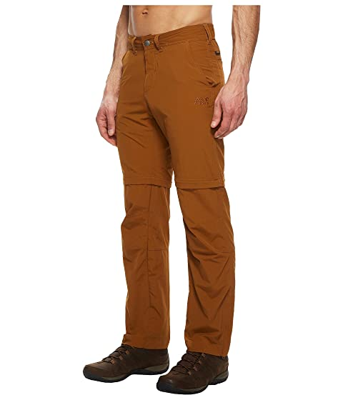 Clearance 2018 Jack Wolfskin Canyon Zip Off Pants Deer Brown Low Cost JCVB29oJC