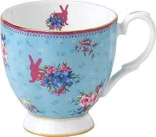 Royal Albert Candy Vintage Mug, 10.5 oz, Honey Bunny
