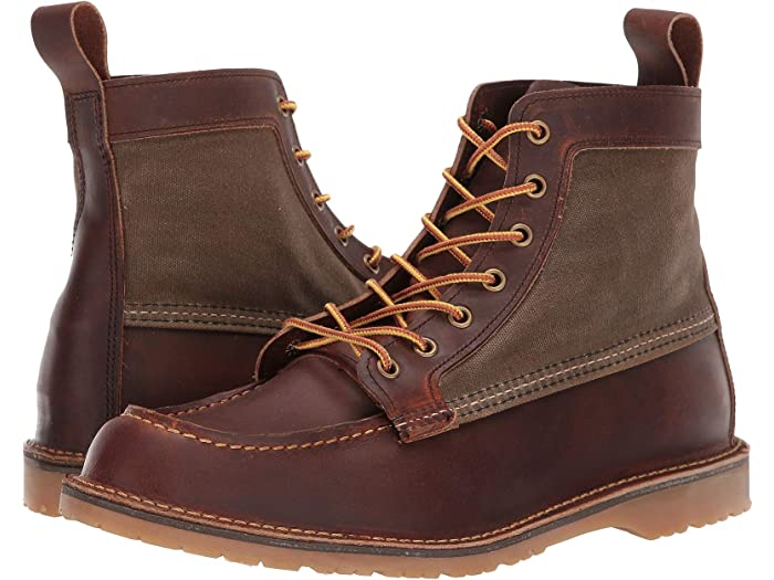 Red Wing Heritage Weekend Canvas Moc