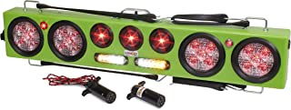 lite-It 36 Inch Wireless Tow Light Bar with Amber/White Strobes
