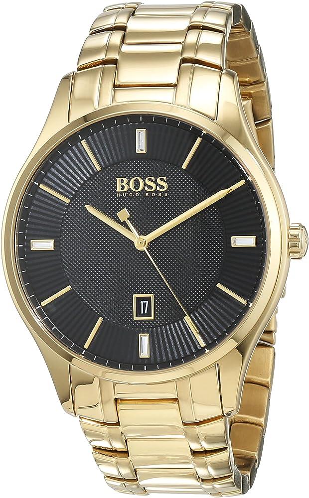 Hugo boss orologio analogico classico quarzo 1513521