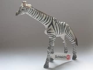 Schleich Zebra Giraffe Limited Edition Anniversary Figure (Rare)