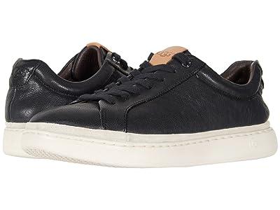 UGG Cali Sneaker Low (Black Leather) Men